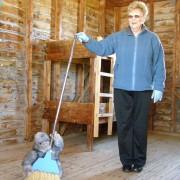 Clean up at Camp McLellan 1