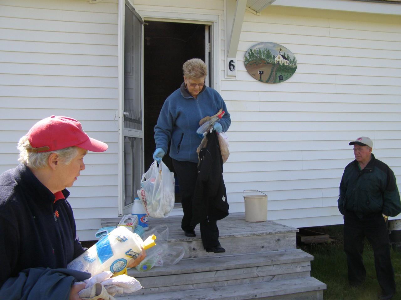 Clean up at Camp McLellan – May 2010 (3)